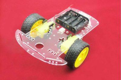 2WD Roboter Arduino