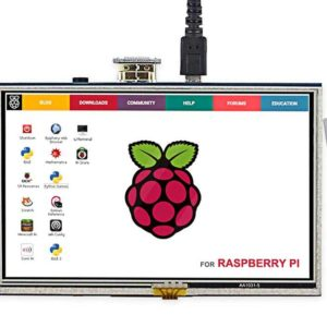 5 inch touch screen Raspberry Pi