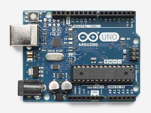 Front Arduino Uno