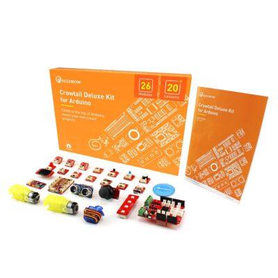 Deluxe Crowtail Kit für Arduino