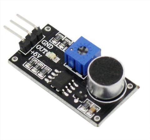 Geluid sensor Arduino