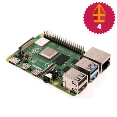 Raspberry Pi 4 2GB RAM sinterklaas top 10