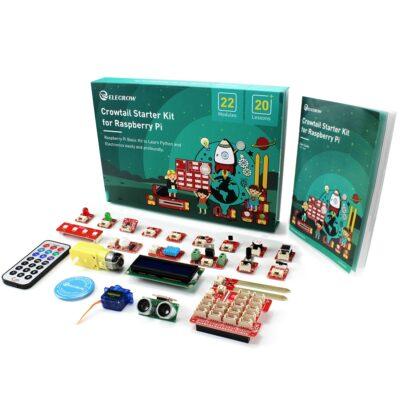 Crowtail Raspberry Pi Kit de Démarrage