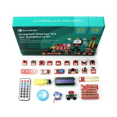 Raspberry Pi Kit de corbeau