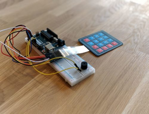 Arduino Project: Piezo Piano