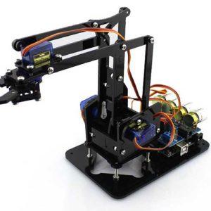 4DOF robot arm