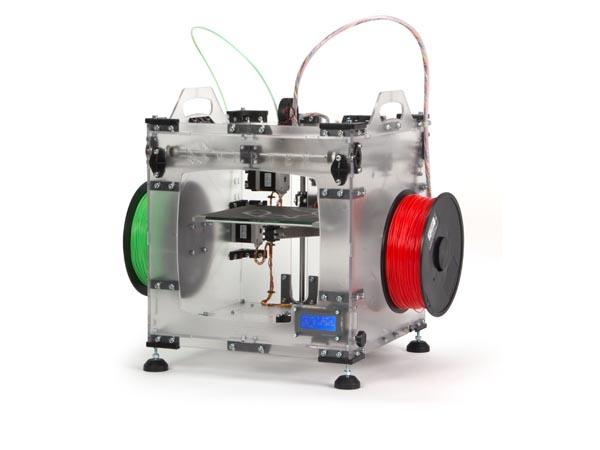 Vertex k8400 3D printer