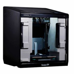 Sindoh 3DWOX 2 Dual head 3d printer