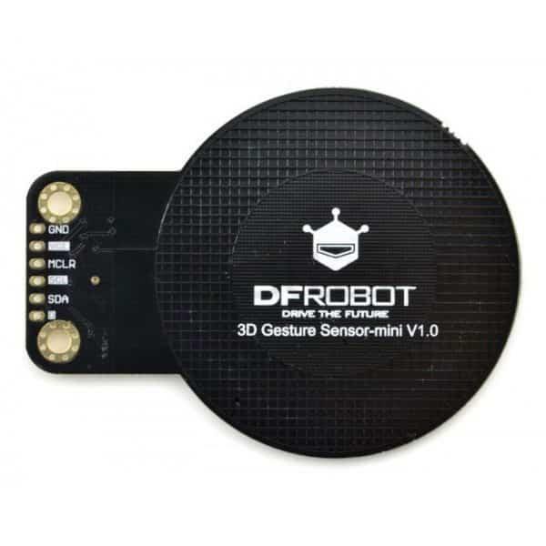 Arduino Gesture sensor back