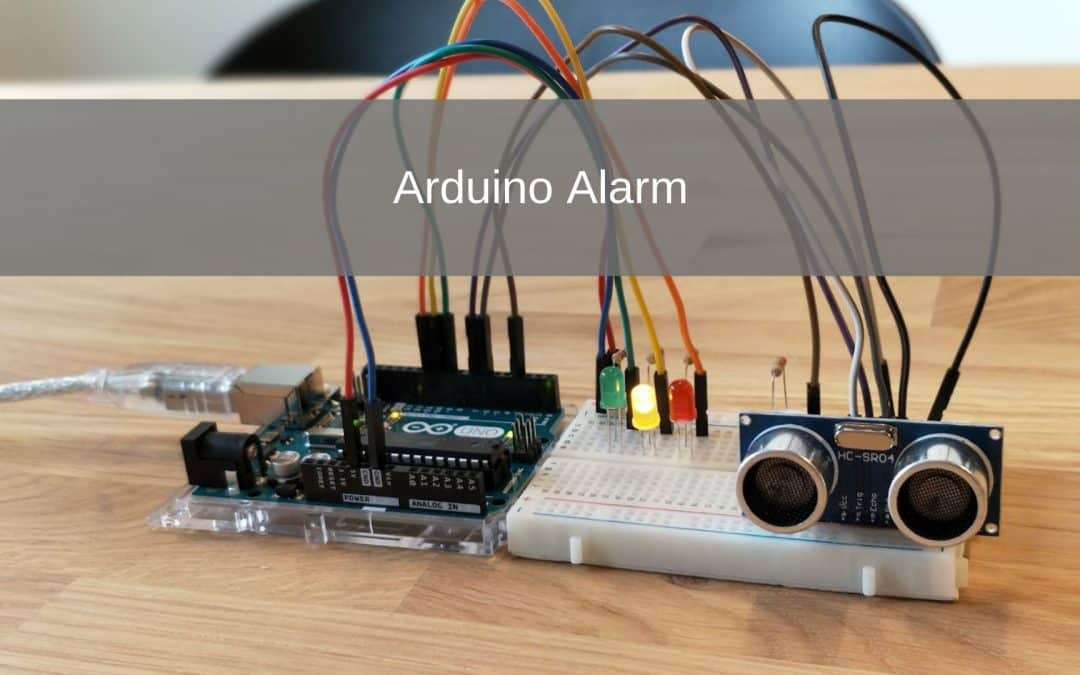 Arduino Project: Alarm