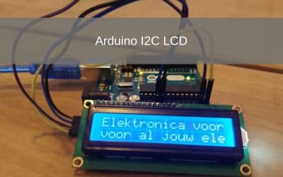 Arduino project: I2C LCD
