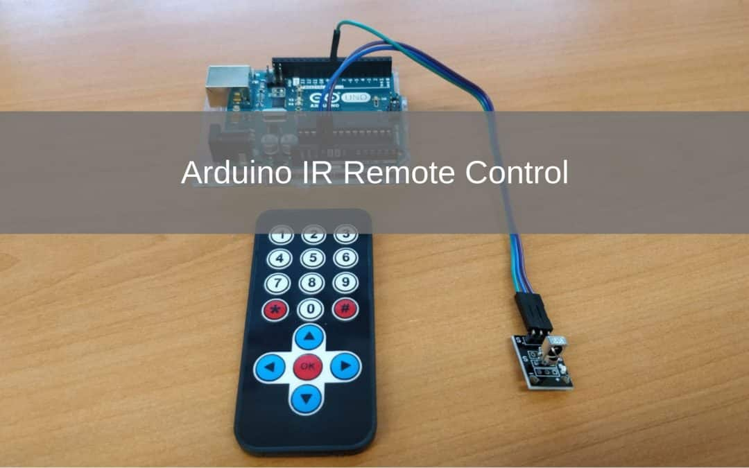 Arduino Project: Basis IR Remote Control