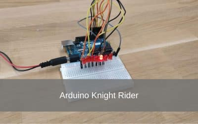 Arduino Project: Knight Rider