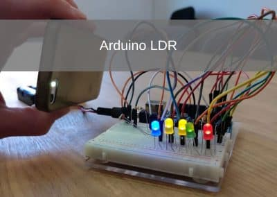 Arduino LDR Project