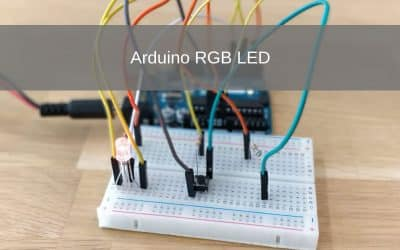 Arduino Project: RGB LED Lamp