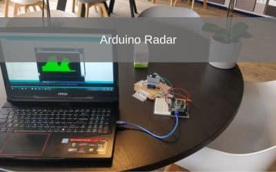 Arduino Project: Radar