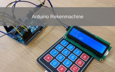 Arduino project: Rekenmachine