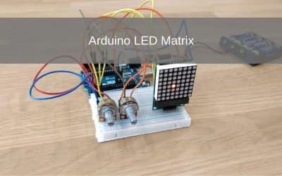 Arduino Introductie: LED Matrix