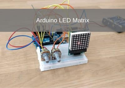 Arduino LED Matrix Project