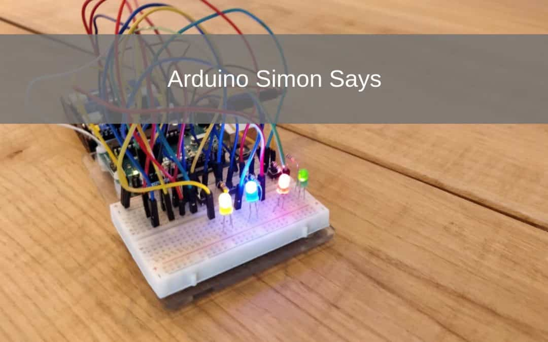 Arduino Project: Simon Says