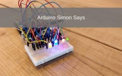 Arduino Project: Simon Says