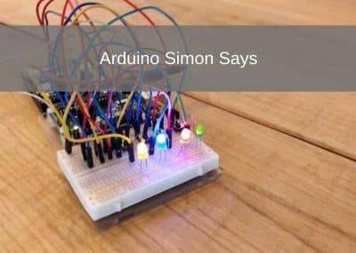 Arduino Simon Says Project