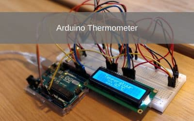 Arduino Project: Thermometer