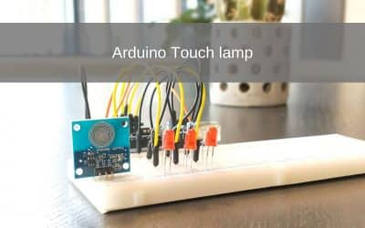 Arduino Project: Touch lamp