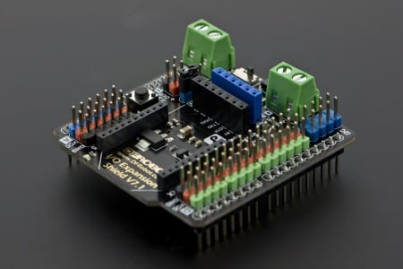 Arduino expansion shield