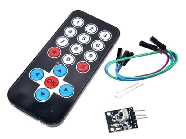 Arduino ir remote controller