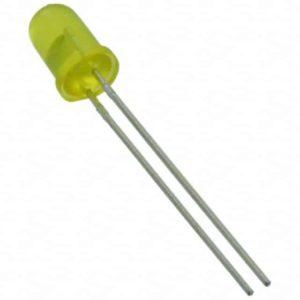 5mm LED Yellow