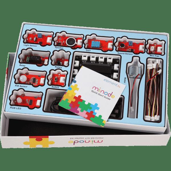 Micro bit Mi:Node IOT kit