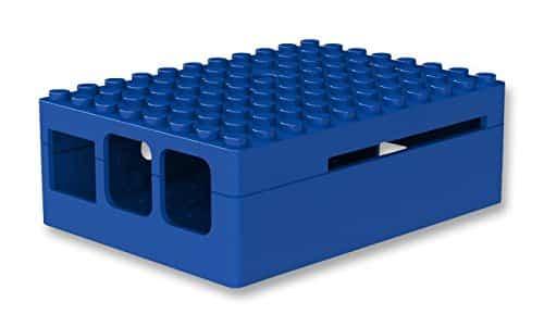 LEGO RPI Behuizing Blauw