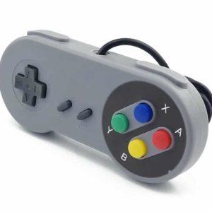 SNES Super Nintendo USB Controller