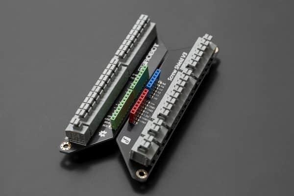 Screwless Arduino shield
