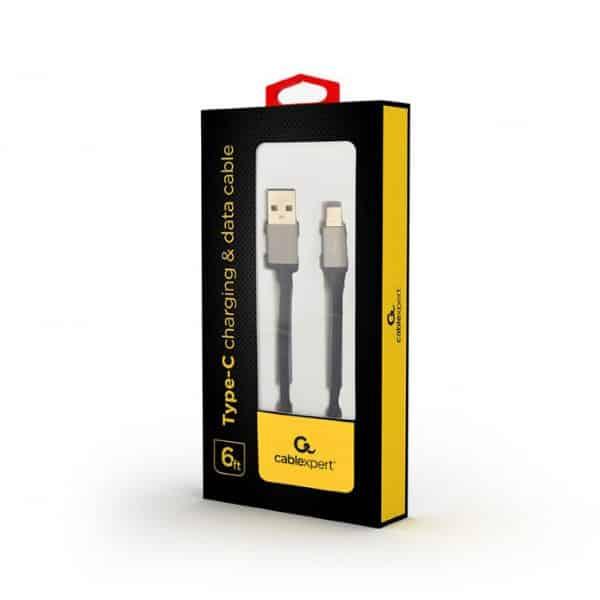 USB C kabel verpakking