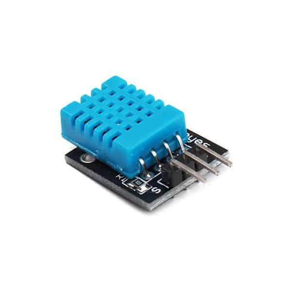 DHT11 luchtvochtigheid & Temperatuur sensor