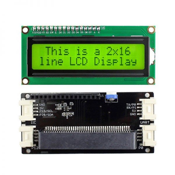 Microbit LCD Display