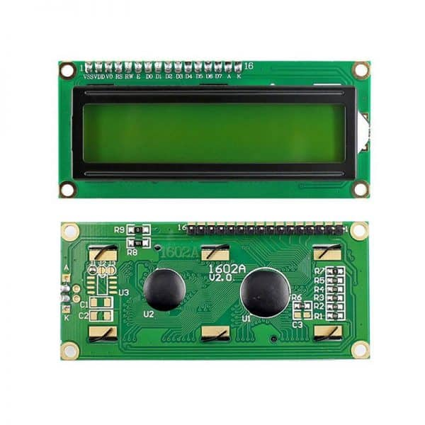 lcd microbit display