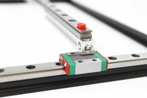 makerbeam 300mm slide rail
