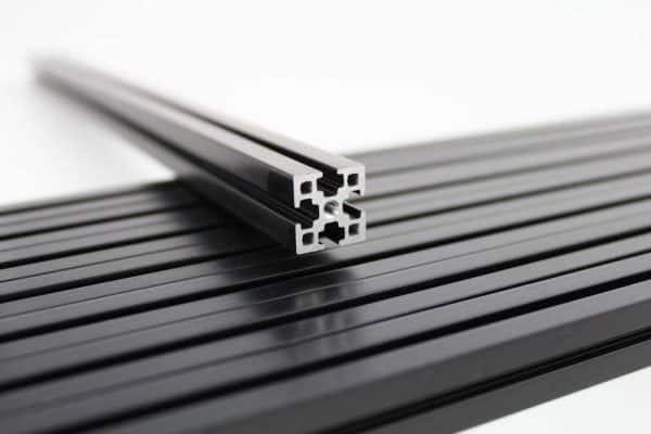 makerbeam 150 mm black