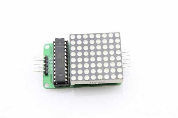 MAX7219 8X8 Led matrix