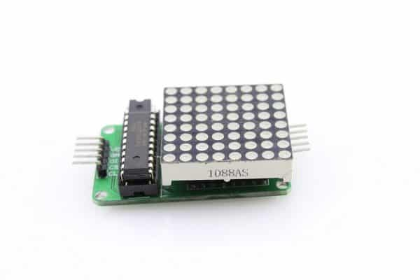 MAX7219 8 * 8 Led matrix