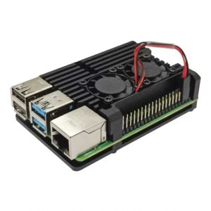 Raspberry Pi 4 Heatsink case