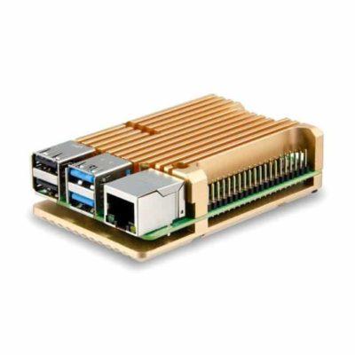 Heatsink case pi 4B