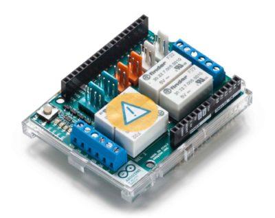 Blindage de relais Arduino