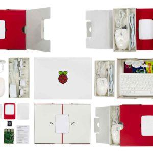 officiële Raspberry Pi 3B+ starter kit