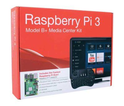Raspberry Pi Media Center Kit