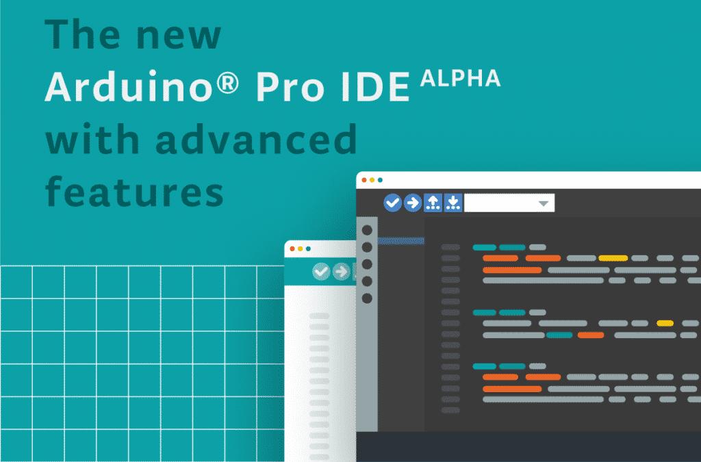 Nieuwe Arduino Pro IDE