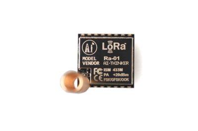 SX1278 LoRa module bovenkant